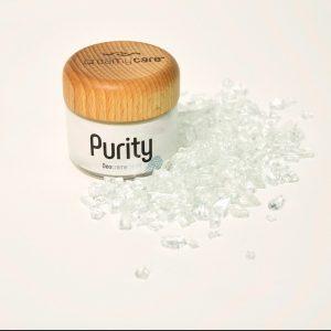 Die Deocreme Purity Sommer Edition wirkt ganz ohne Duft perfekt - genau wie die Originalrezeptur ohne Beerenwachs