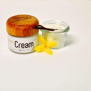 Deocreme Vanilla Cream Sommer Edition - wirkt genau wie die Originalrezeptur ohne Beerenwachs