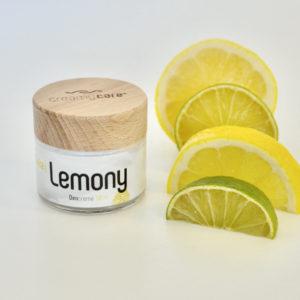 Deocreme Cake Lemony Sommer Edition mit Beerenwachs