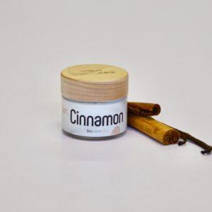 Eine Deocreme für die kalten Tage: Soft Cinnamon